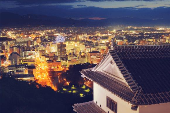 松山市について