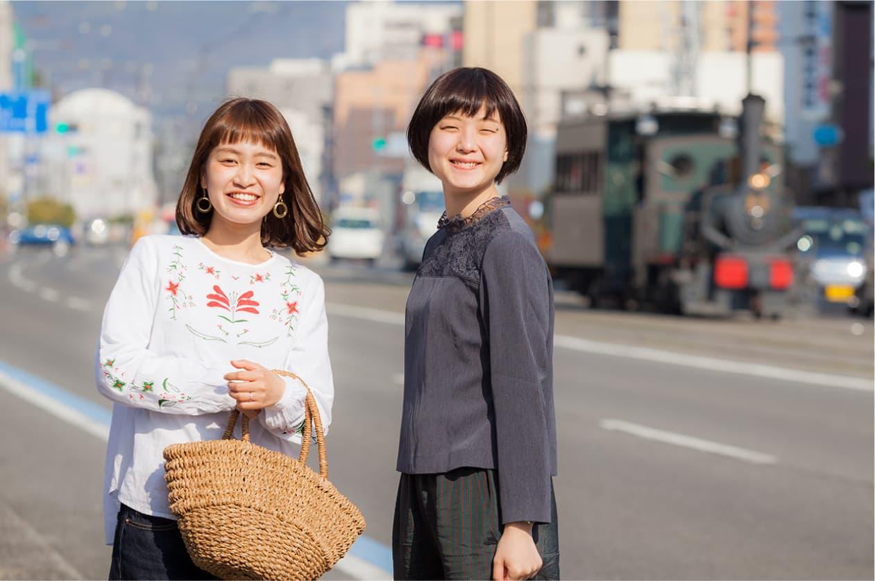 専属ガイドと行くまち歩き「松山はいく」で特別な思い出を