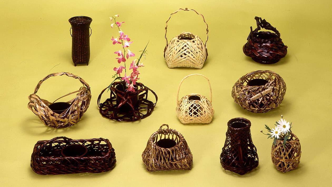 竹工芸・竹製品