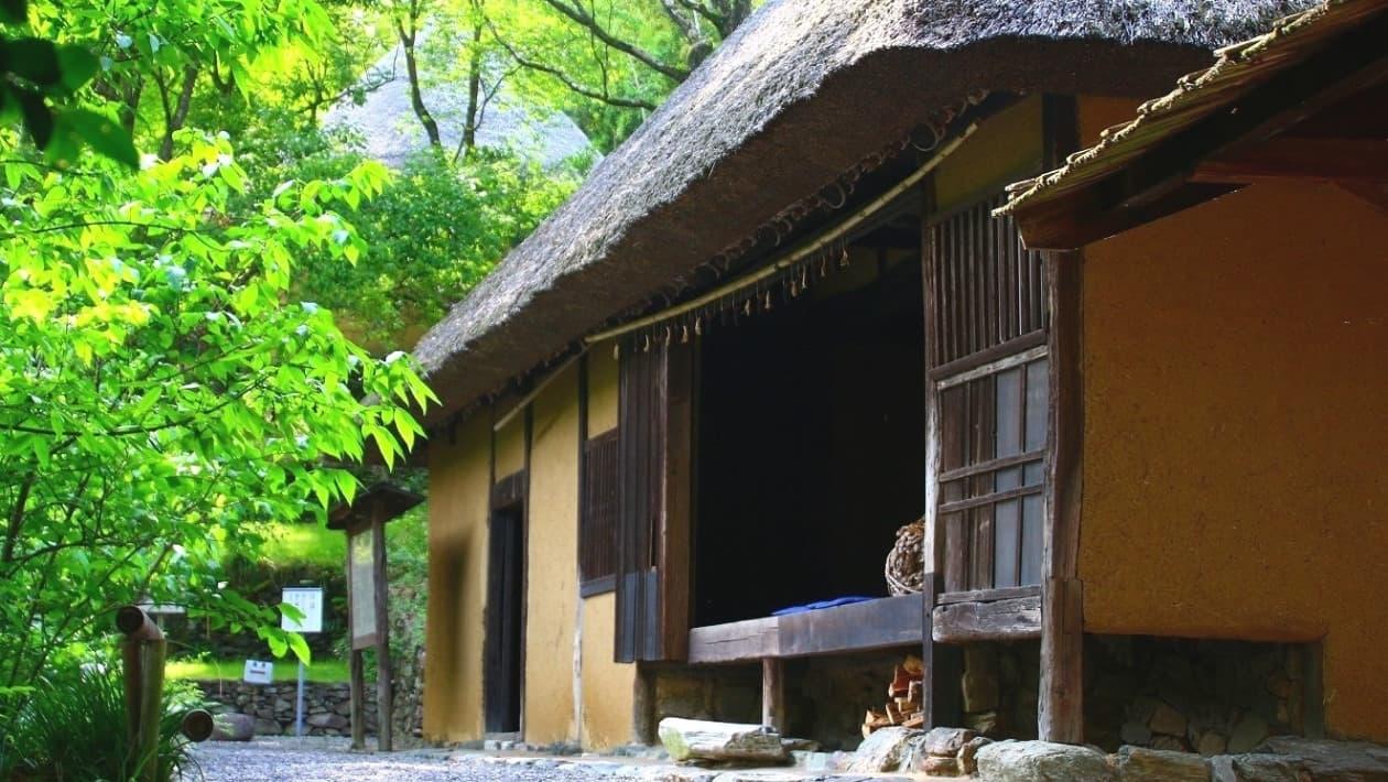 四国村(四国民家博物館・四国村ギャラリー)