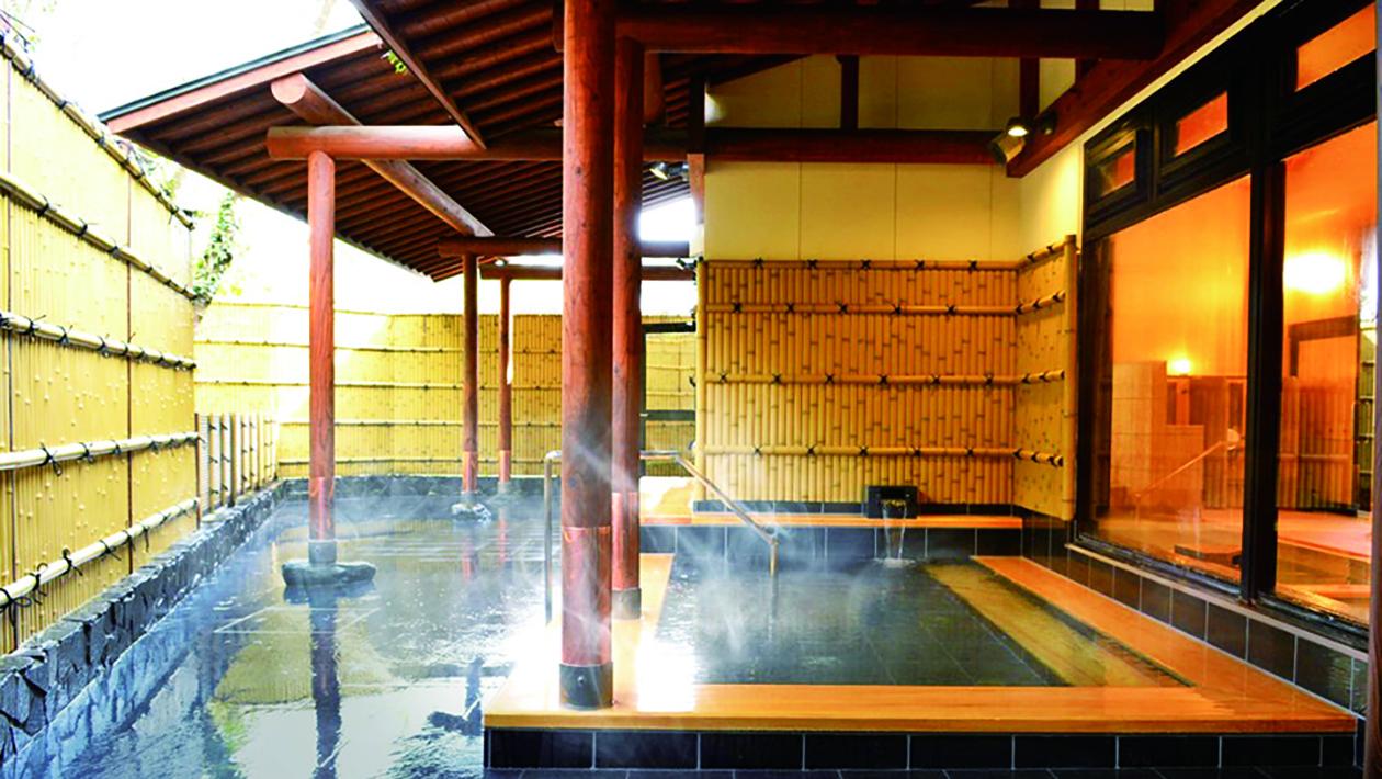 伊予の三湯 本谷温泉