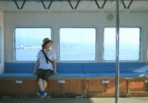 北条鹿島への渡船