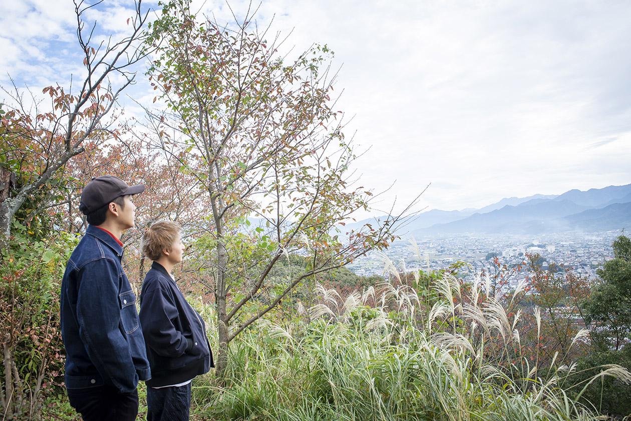 金比羅山公園