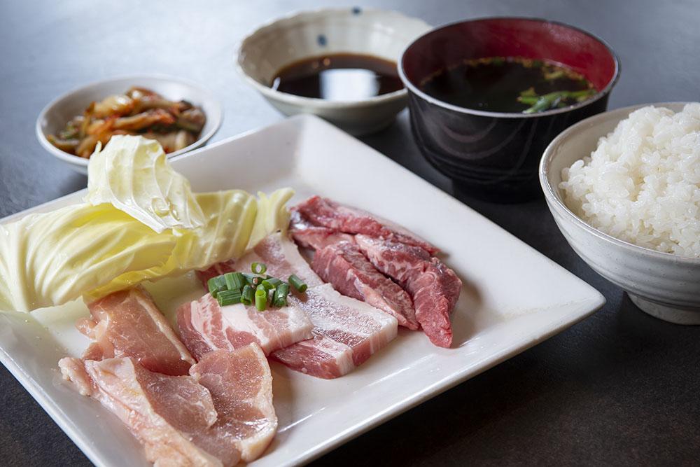 焼肉慶州原町店