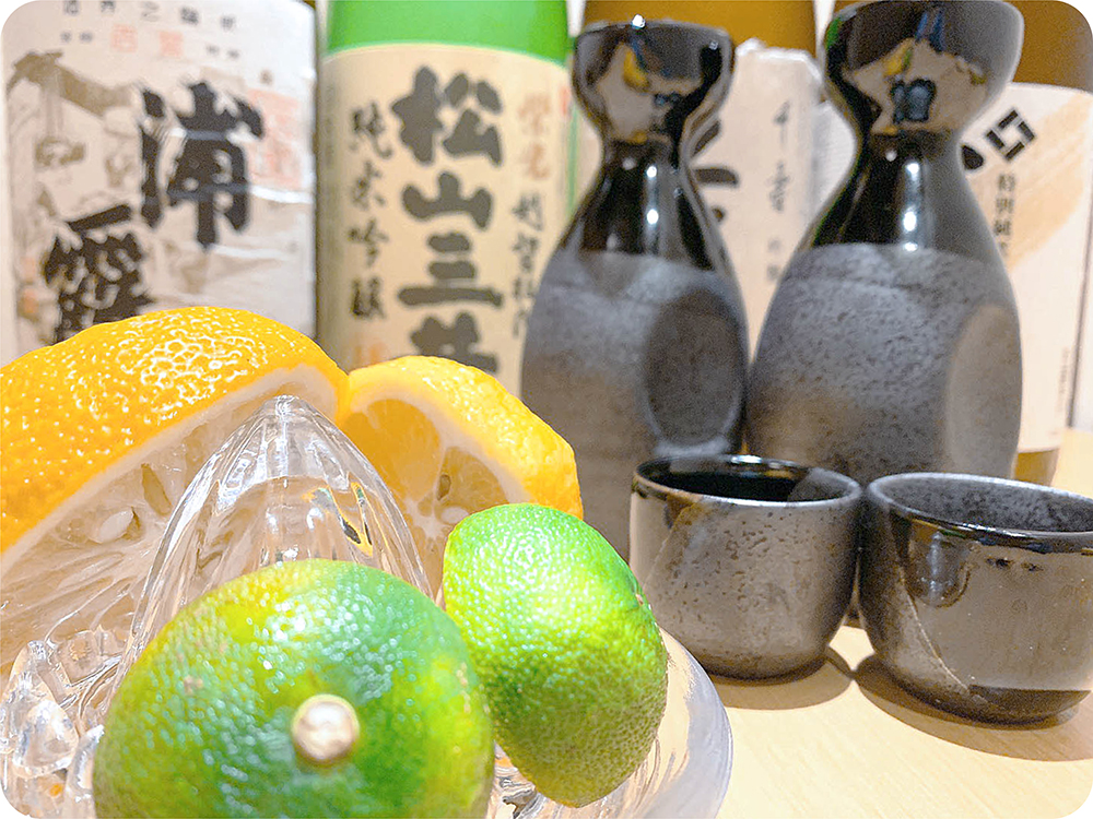 愛媛が誇る絶品柑橘と美酒!魅惑のマリアージュで未知の食体験を!